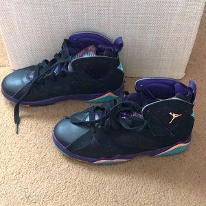 98b80018deb0d4 air jordan shoes boys air jordan retro 7 gp size 2.5